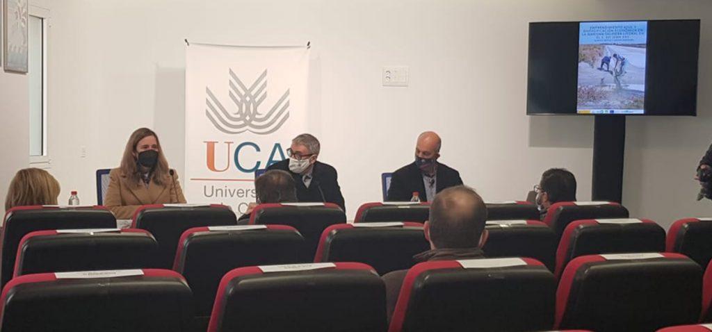 La UCA, pionera en el impulso de estrategias de emprendimiento azul en salinas y marismas
