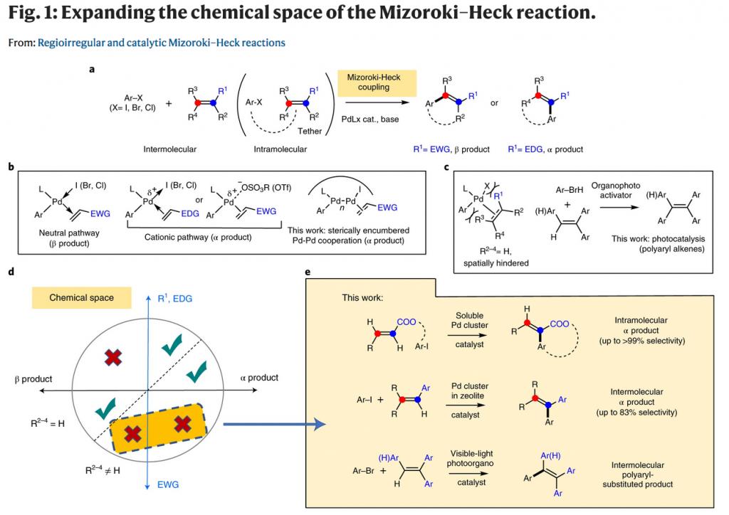 Investigadores de la UCA participan en un estudio en el que catalizan el producto 'prohibido' en reacción química de gran interés industrial