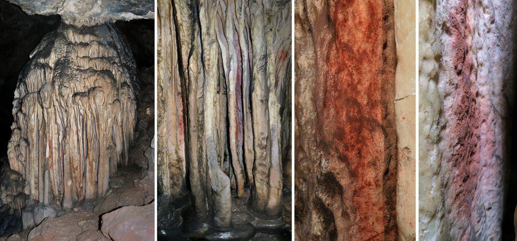El análisis de una de las pinturas más antiguas del planeta confirma su origen humano