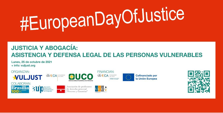 La UCA se suma a la celebración del Día Europeo de la Justicia con  una visita guiada a la Audien...