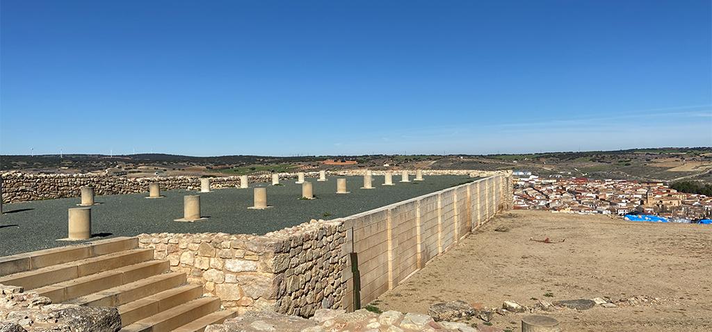 Investigadores de las universidades de Cádiz y de Murcia trabajan sobre hallazgos monetarios iberos y romanos en Libisosa